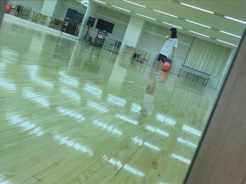 【AKB48】ドラフト3期スタベン、自主練してるメンバー一人だけ・・・