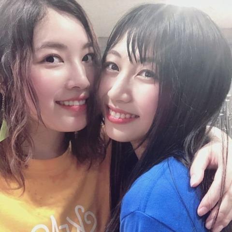 【SKE48】Jファミリーメンバーの青海ひな乃、松井珠理奈さんのTwitterをフォローしていない【勇者】