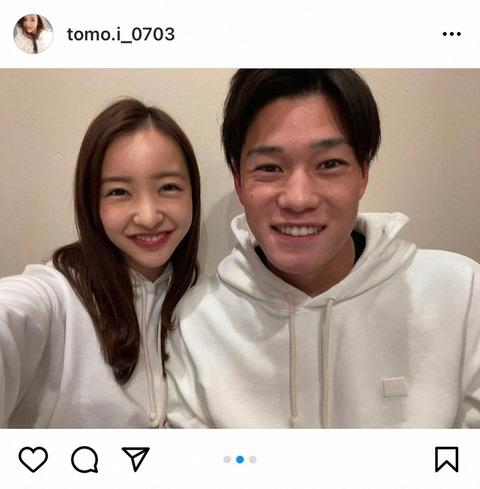 【元AKB48】板野友美さんがヤクルト・高橋奎二と結婚