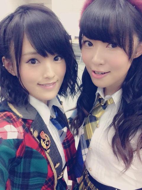 【AKB48G】正直卒業後も活躍できそうなのって指原莉乃と山本彩くらいじゃね?