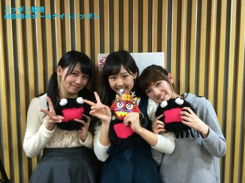 【AKB48】ANN聞いたけど14期の子達って性格良すぎない?