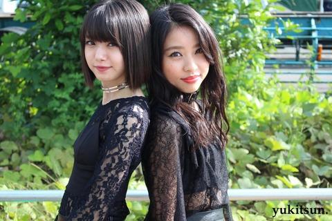 【朗報】市川美織と山尾梨奈、ついに合体!!!