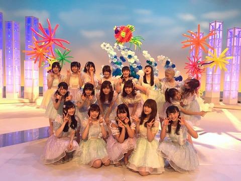 【NMB48】「まさかシンガポール」選抜で須藤凜々花が序列最下位にwwwwww