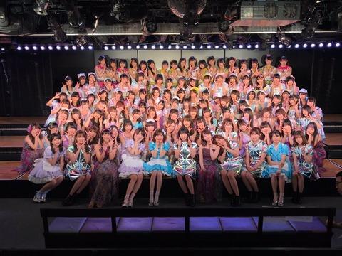 【朗報】AKB48の今回の組閣が過去最高に好評な件