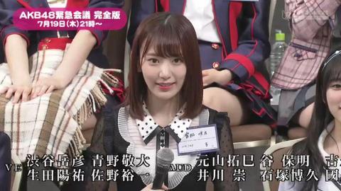 【AKB48総選挙】指原莉乃が宮脇咲良を応援してれば1位取れたんじゃね?