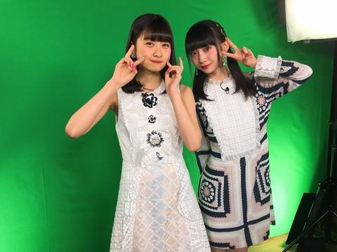 【HKT・NGT】博多と新潟の美少女ツーショットキタ━━(゚∀゚)━━!!【松岡はな・荻野由佳】