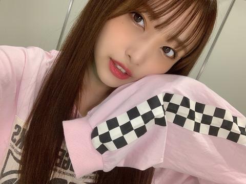 【AKB48】みーおんがマジで激痩せしてるんだが【向井地美音】