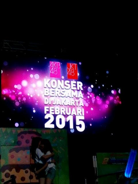 2015年2月ジャカルタでAKB48とJKT48の共同コンサート開催決定!