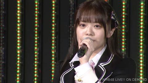 【NMB48】小川結夏が卒業発表、4月28日に卒業セレモニー開催