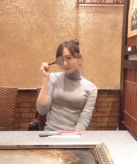 【朗報】HKT48森保まどかさん巨乳化のお知らせ
