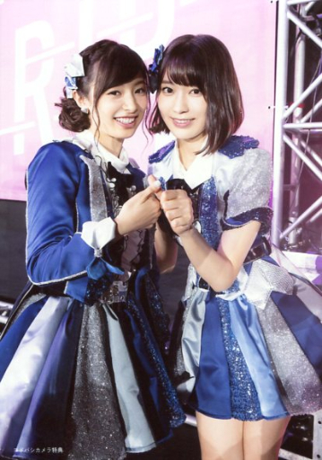 【AKB48G】意外とあまり見たことの無いメンバー同士の組み合わせって誰と誰?
