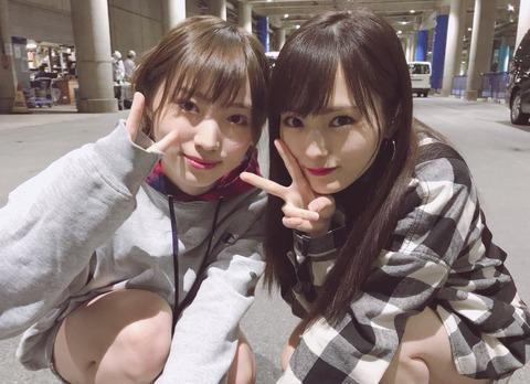 【NMB48】山本彩と太田夢莉ってなんであんなに仲良いの?