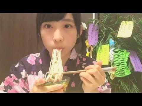 【悲報】AKB48小栗有以ちゃんの箸の持ち方が・・・