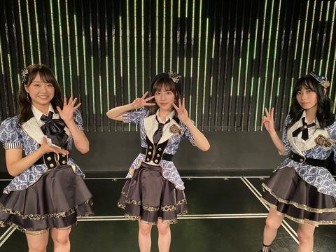 【NMB48】井尻晏菜、劇場公演にて卒業発表!