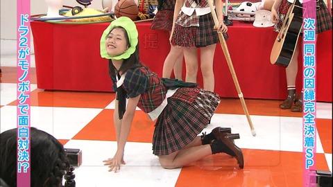 【AKBINGO】次週千葉恵里が四つん這いのどエロイポーズを披露www