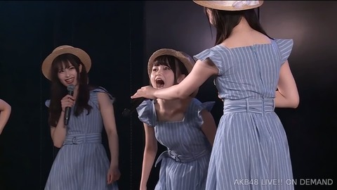 【AKB48】樋渡結衣ちゃんがラグビー・オールブラックスの戦いの儀式「ハカ」を演った結果www