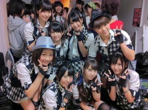 【AKB48】9期が遂に全員20歳を超えてしまった件