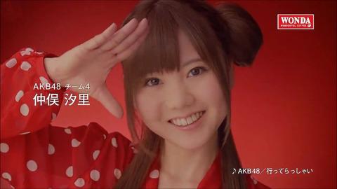 【AKB48】一日一人について真面目に討論'13【仲俣汐里】