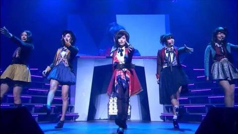 【悲報】AKB48単独リクアワ88位「10クローネとパン」がオリジナルメンバーを完全無視
