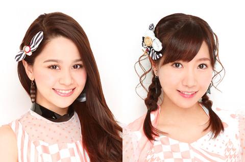 【SKE48】木下有希子・加藤智子 卒業発表