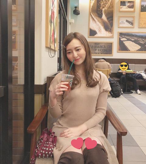 【HKT48】森保まどかさん、貧乳を強調してしまうwww