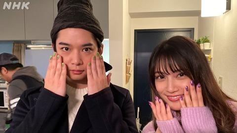 【朗報】AKB48入山杏奈さん出演の「いいね!光源氏くん」、NHK「よるドラ」最高視聴率を記録!