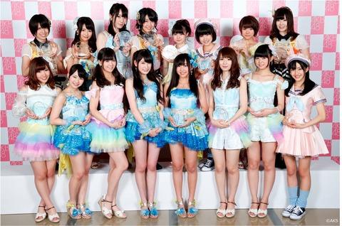 【AKB48G】2013年総選挙圏内で2014年圏外に落ちそうなメン