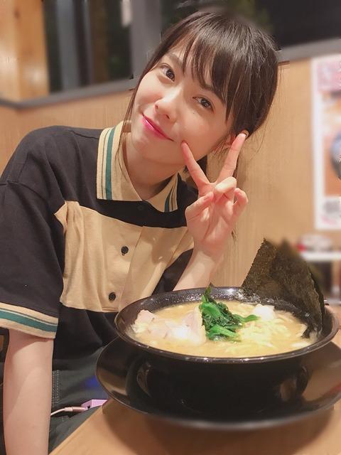 【AKB48】1年間ラーメンだけで生活出来たら小田えりなと結婚できるならやる?