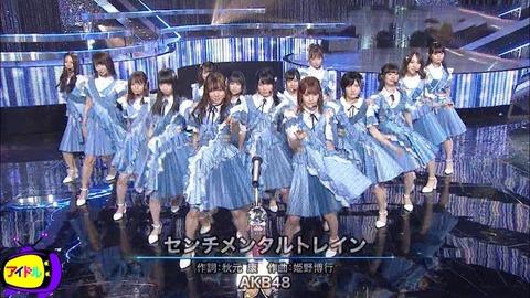 【AKB48G】ルックスが美しくて、格好よくて色気がある逸材→誰が思い浮かんだ?