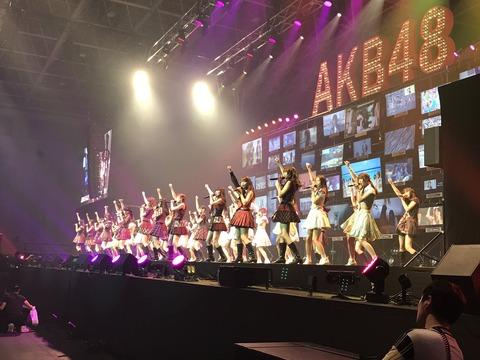【朗報】AKB48静岡全国握手会が大盛況だった模様