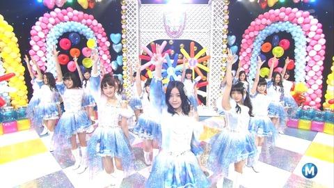 【Mステ】SKE48出演、14thシングル「未来とは?」 を披露