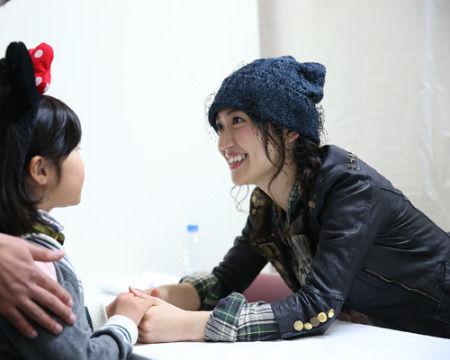 【AKB48G】初めて握手会に参加した時の感想