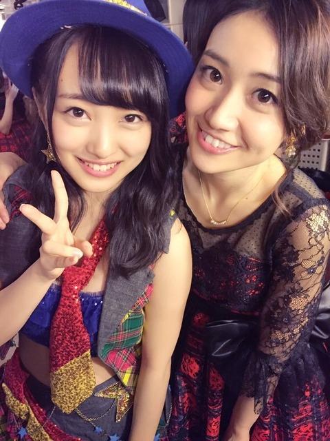 【AKB48G】大島優子「AKBがゴールだと思ってる奴はダメ」向井地美音岡田奈々「AKBが好きだからAKBがゴールでも構わない」