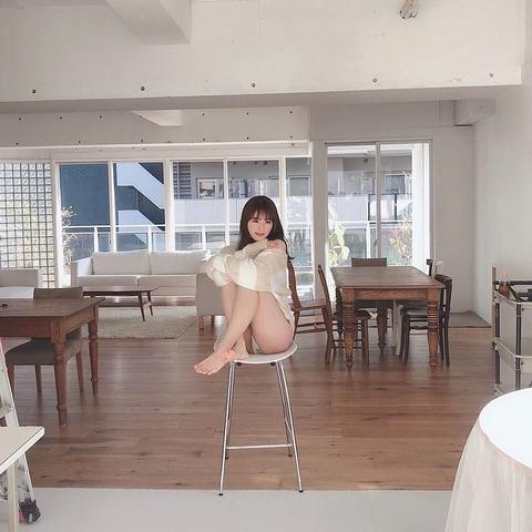 【NMB48】なぎちゃんがパンチラを見せつける!【渋谷凪咲】