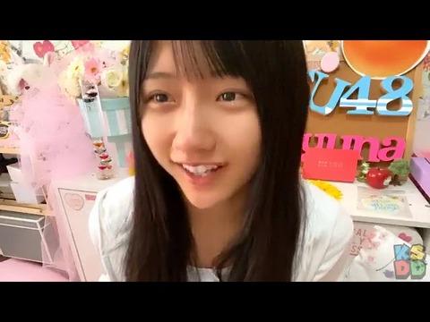 【悲報】STU48門脇実優菜さん、SHOWROOMに若い男性の声が入る