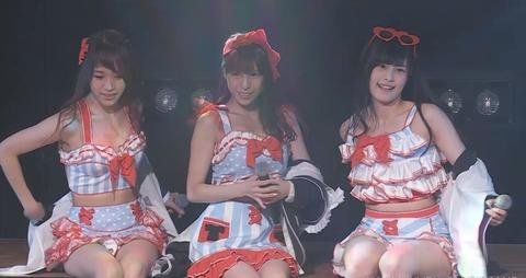 【AKB48】れなっち選抜9位、なっつんのおっぱい・・・(´・ω・`)【小嶋菜月】