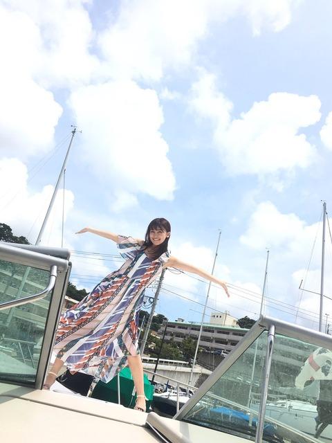 【AKB48】小嶋真子「写真集は自分から、はーい!出したいでーす!って感じではない」