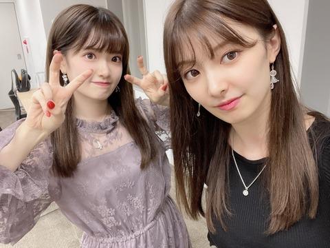 【AKB48】武藤十夢「横山さんの卒業コンサートに出演する予定でしたが、出演しないことになりました。」