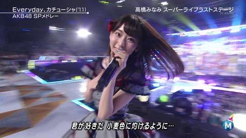 【朗報】さくらたん黒髪に戻す!!!【HKT48・宮脇咲良】