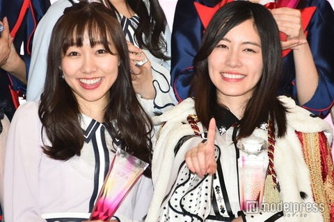 【AKB48総選挙】今年は松井珠理奈・須田亜香里・荻野由佳の1位争いになるわけだが・・・