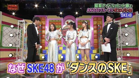 【AKB48G】アイドルにとってダンスが上手いって可愛く踊れるって意味じゃないの?