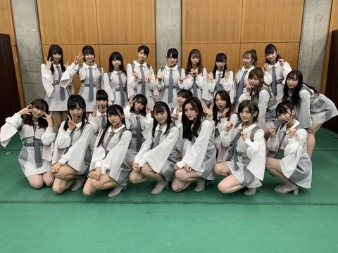 【AKB48】相変わらず微妙だなあと思ったら1人だけ可愛い子がいた