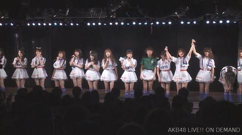 【AKB48】そろそろテル公演の円盤を発売して下さい