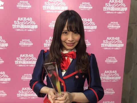 【SKE48】松村香織「まだまだ卒業するつもりはありません」