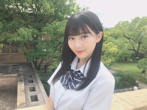 【HKT48】田中美久「みくりんおじさんはしばらく旅に出ます。みなさん探さないで下さい。」