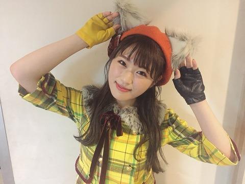 【NMB48】なぎちゃん「私も耳を生やしてみました、ぜひ見て下さいにゃんっ♬(笑)」【渋谷凪咲】