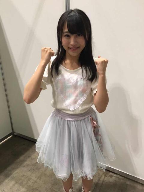 【朗報】チーム8坂口渚沙がしっかり痩せてきた