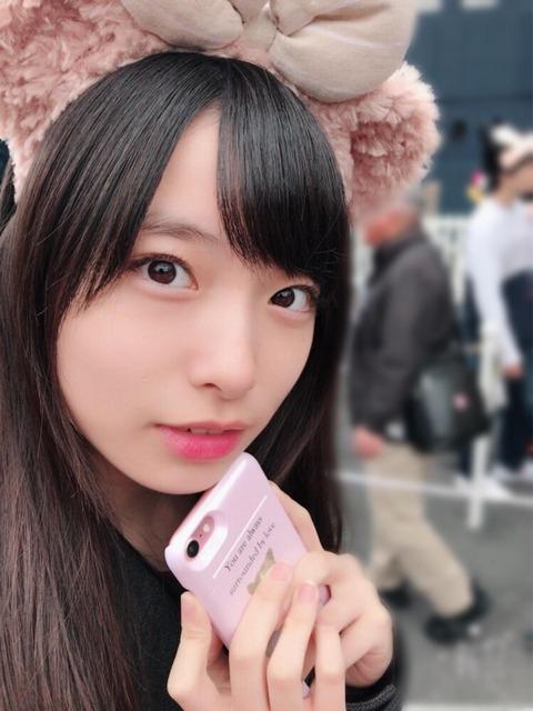 【AKB48】久保怜音ちゃんの「夢の国で#さとちゃんとデートなう」が可愛すぎwww