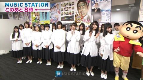 【悲報】欅坂46さんのMステ衣装、完全にオ●ム真理教信者www