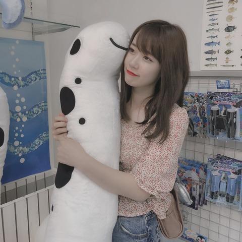 【AKB48G】グループ史上一番の美乳なメンバーといえば誰?